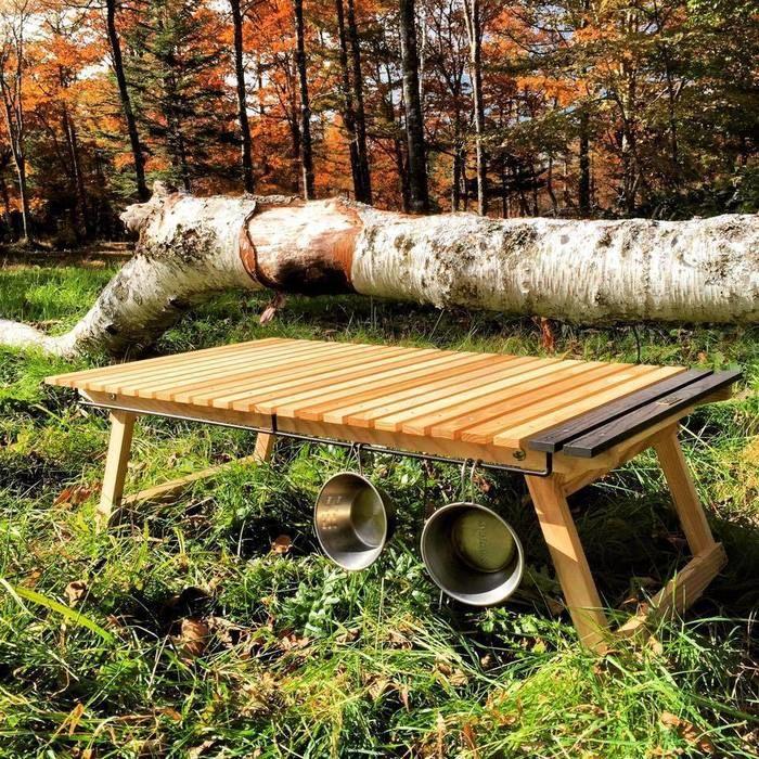INOUTのキャンプギア、Standard table