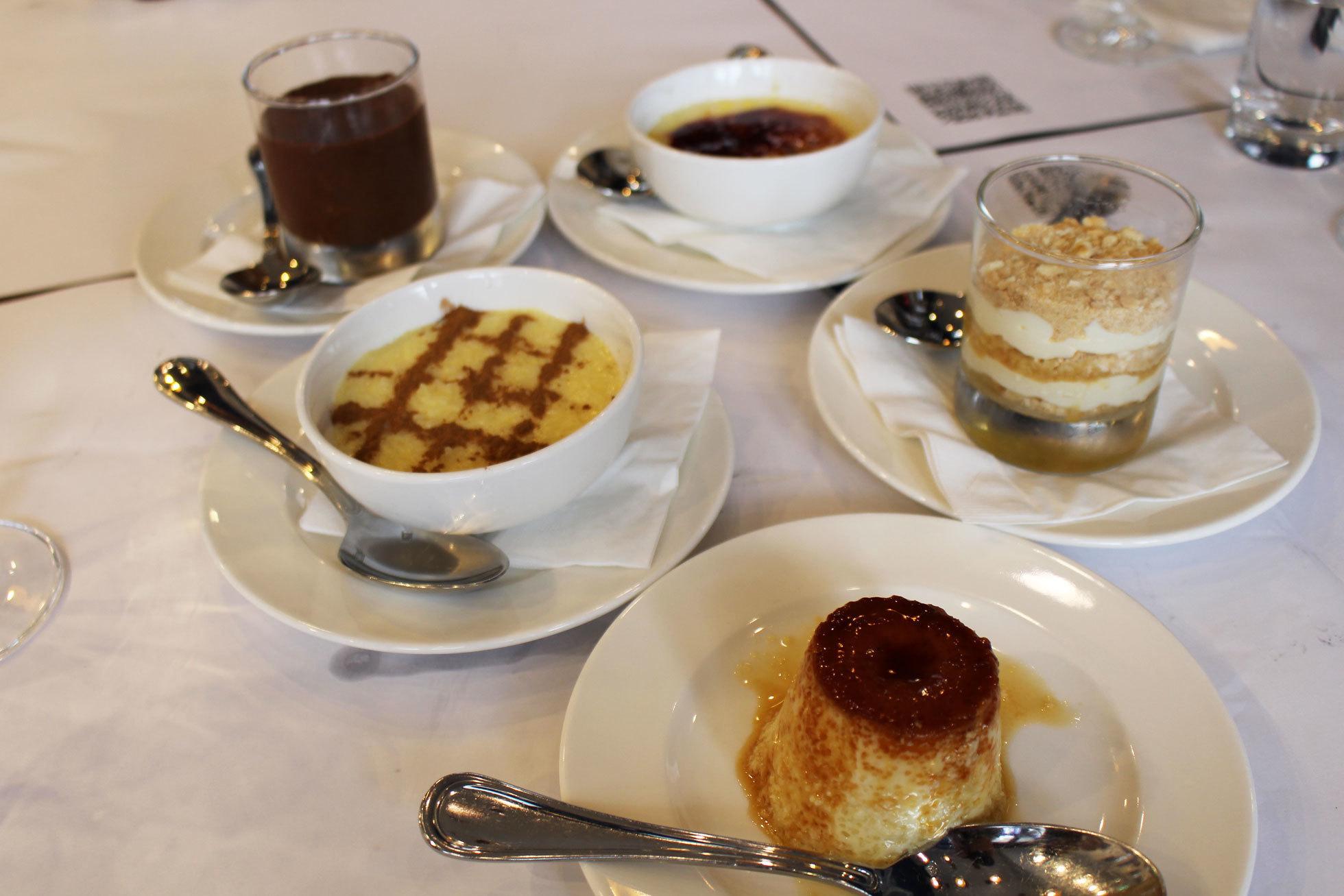 ポルトガルのデザート