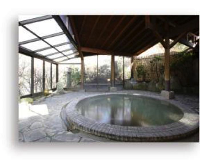 塩原グリーンビレッジの温泉