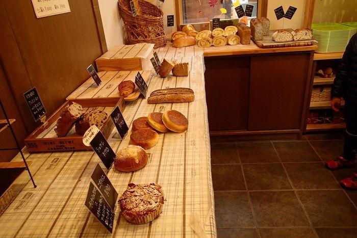 コンプレ堂のパン