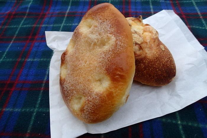 ブレドオールのパン