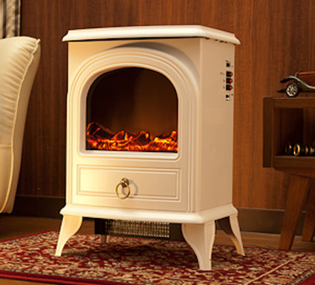 おしゃれな暖炉