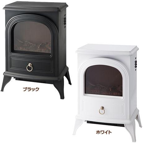 暖炉風のファンヒーター