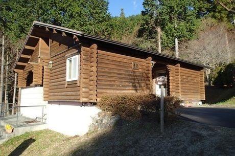 乙女森林公園第2キャンプ場のトイレの外観