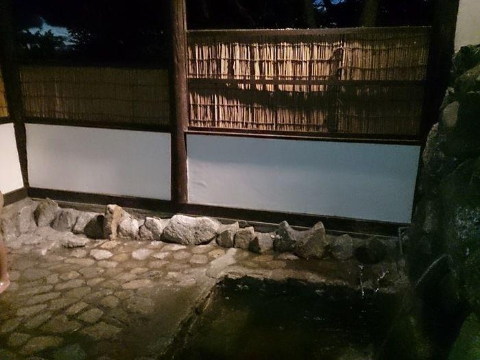 キャンピングヒルズ鴨川のお風呂