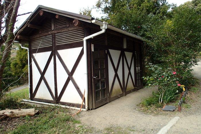 キャンピングヒルズ鴨川のトイレ