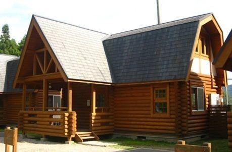 ファミリーにおすすめなコテージ泊ができるサンビレッジ曽爾 奈良県