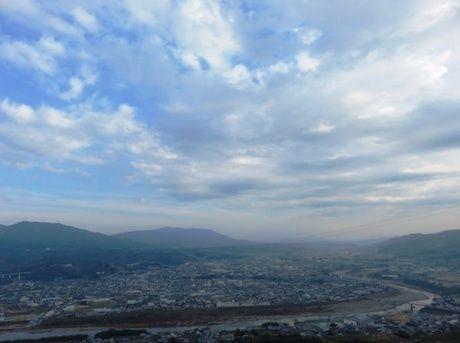 高野山の景色
