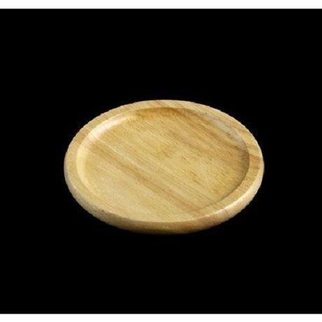 木製のコースター