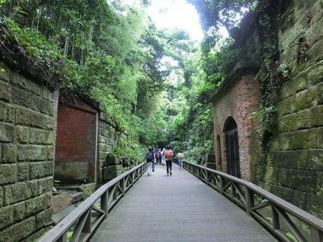 神奈川県、猿島