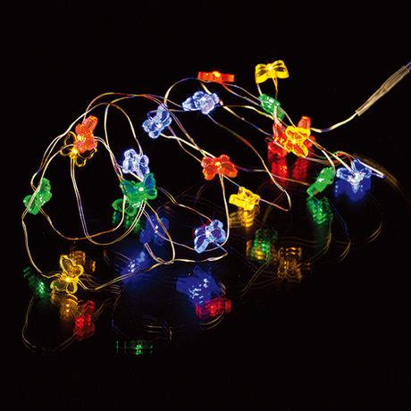 SIRIUS(シリウス)の照明器具、チェーンライト