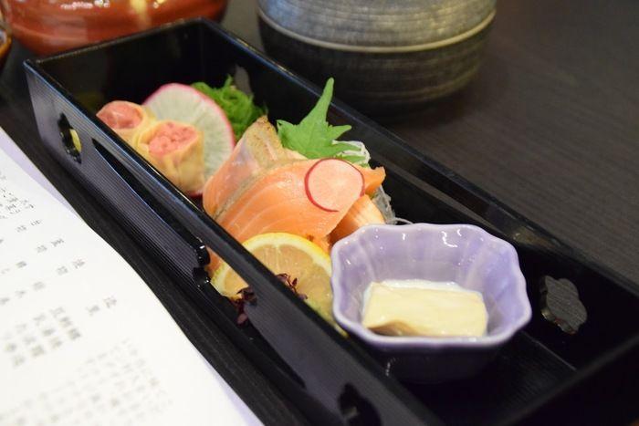 休暇村日光湯元の夕食