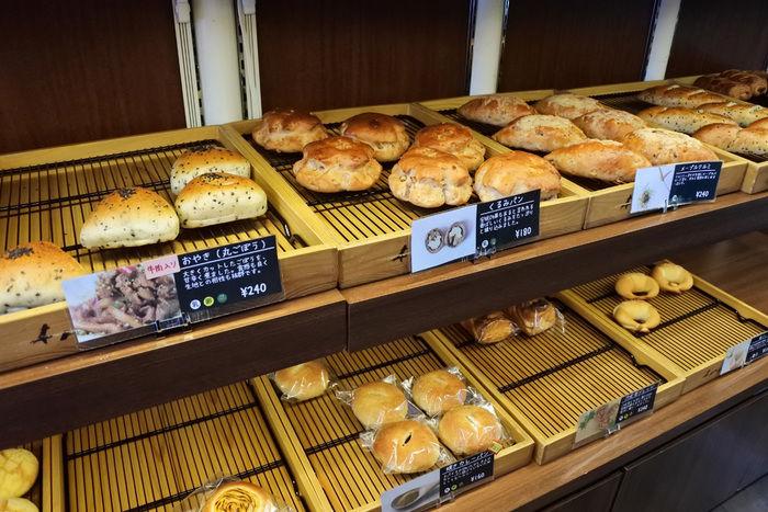 和良 自由が丘工房のパン