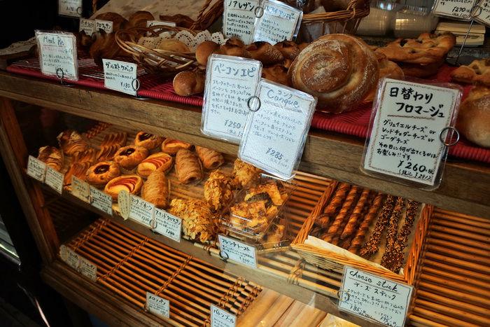 穂の香のパン