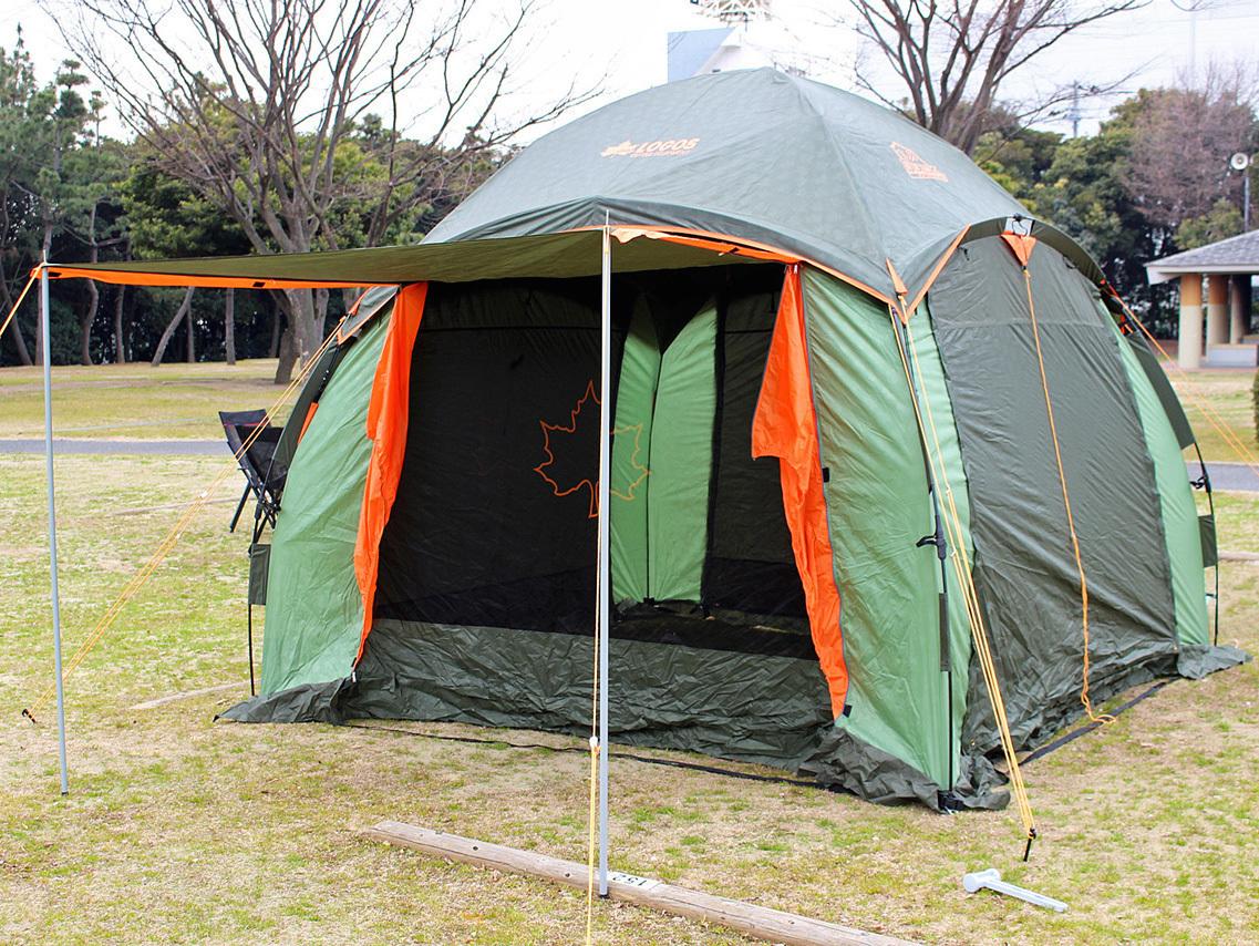【ポップアップテント&ワンタッチテント】一瞬で設営できるおすすめテント&タープをご紹介☆