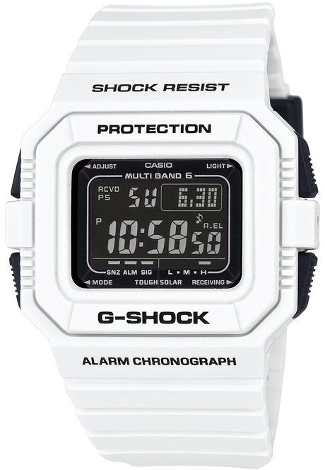 G-SHOCKのGW-5510BW-7JF