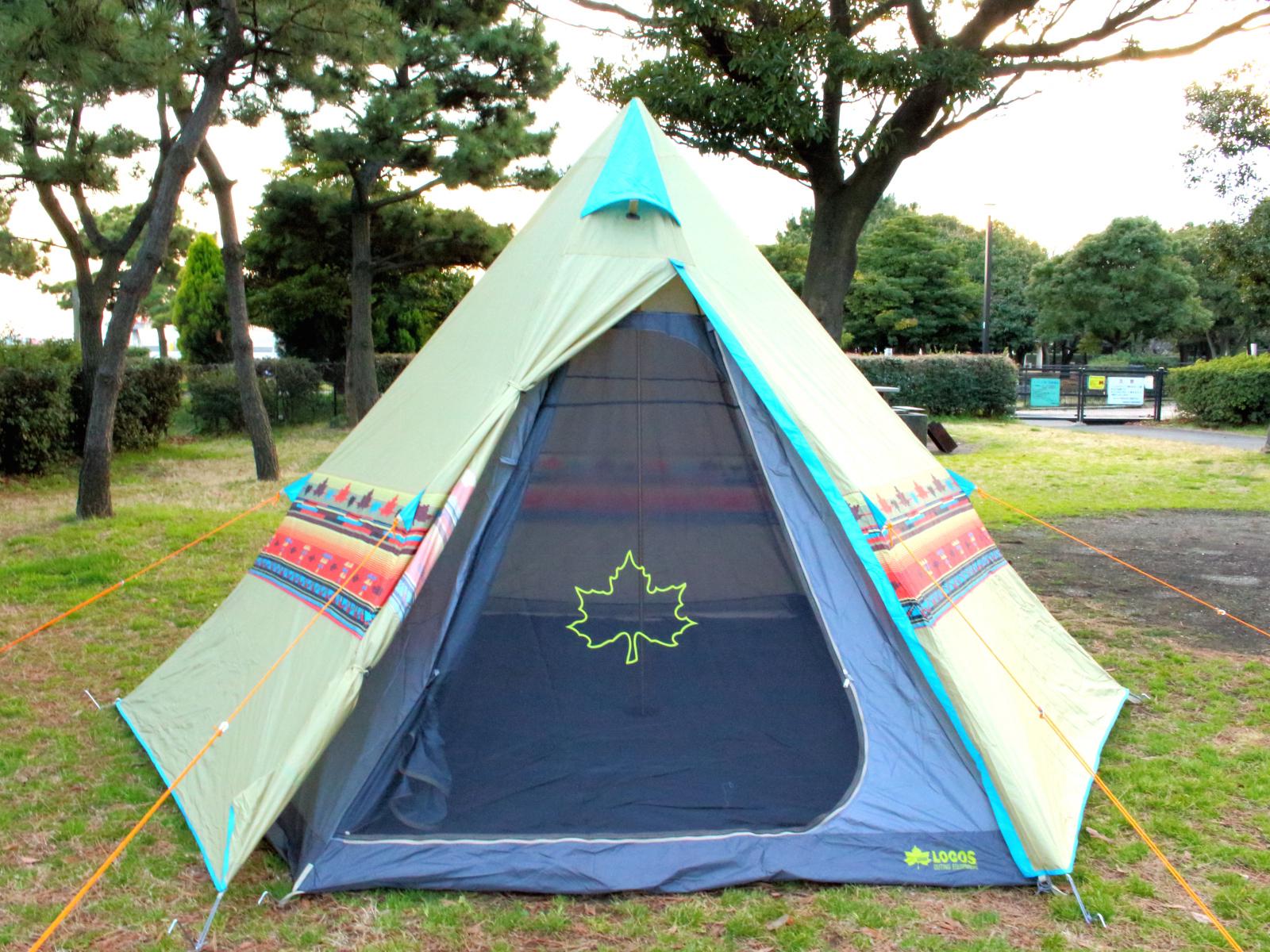 ロゴスナバホシリーズのテントです。
