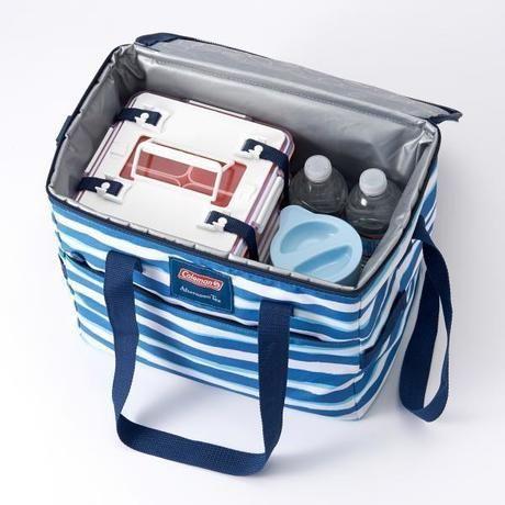 保冷バッグの使用例