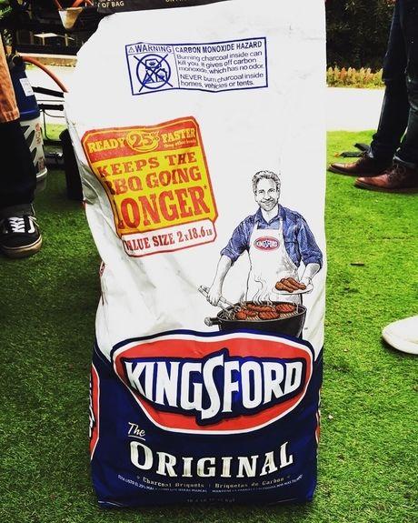 KINGSFORDの豆炭