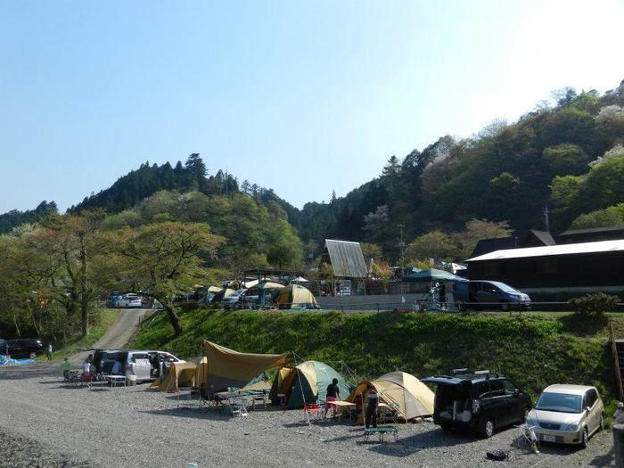 【埼玉県】ケニーズ・ファミリー・ビレッジのキャンプ場