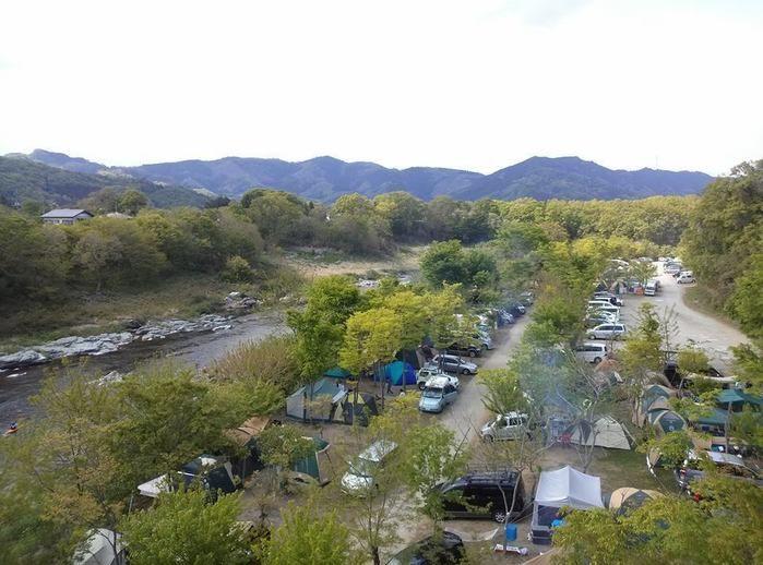 【埼玉県】長瀞オートキャンプ場