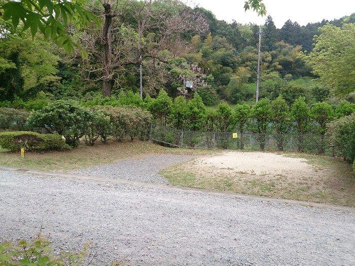 毛呂山町ゆずの里オートキャンプ場おプライベートサイト