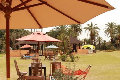 エキゾチックな雰囲気◎グランピング初心者におすすめ、初島アイランドリゾートがリニューアル!