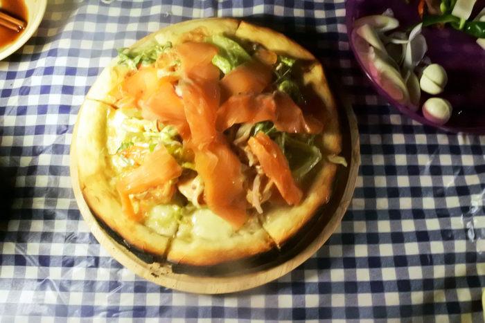 お好みピザ