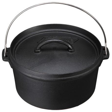 コールマンのダッチオーブン
