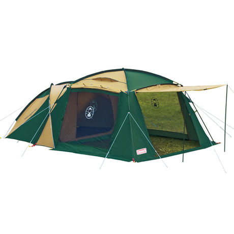 コールマンの2ルームテント