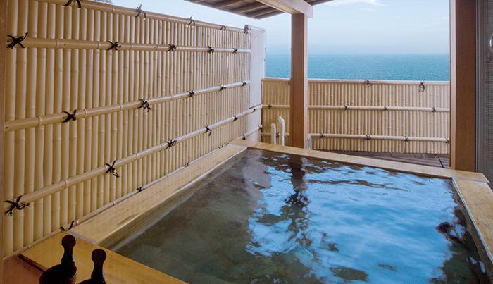 西浦温泉パームビーチの温泉