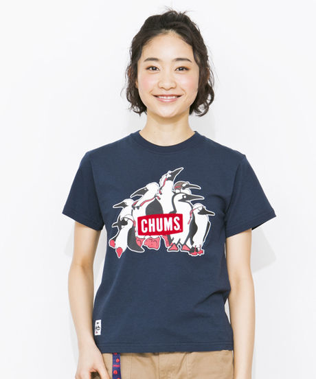 チャムスのブービーズTシャツ