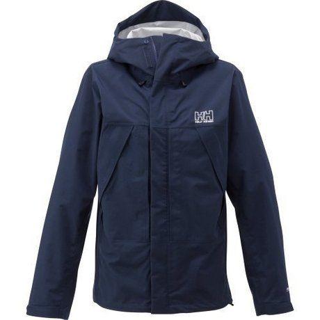 ヘリーハンセンのスカンザライトジャケット