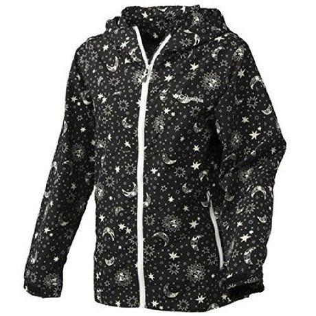 紫外線を95%カットするヘイゼンウィメンズパターンドジャケット