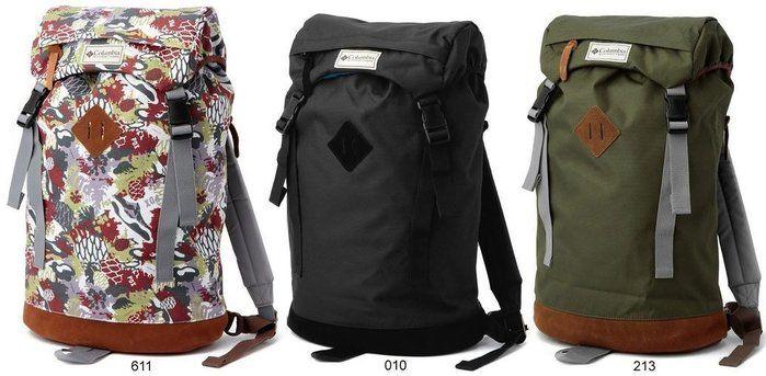 機能性とファッション性の高いバックパック、トカト 25Ⅱ