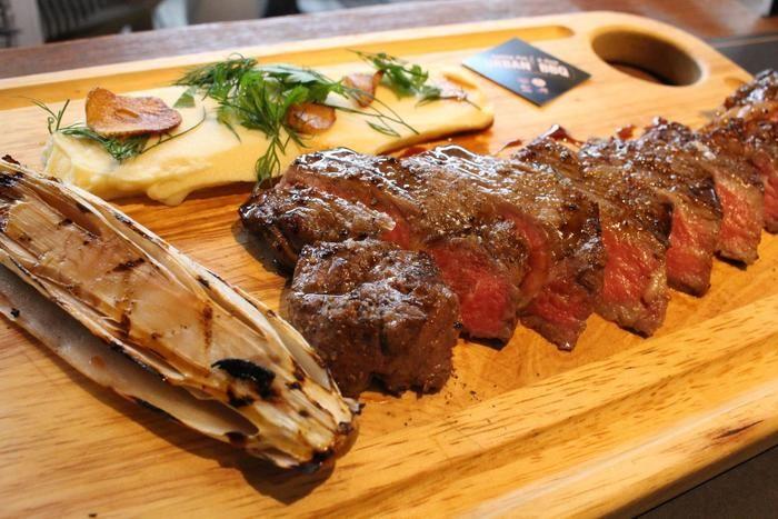 URBAN BBQ Cafeで食べることが出来るアメリカンミート