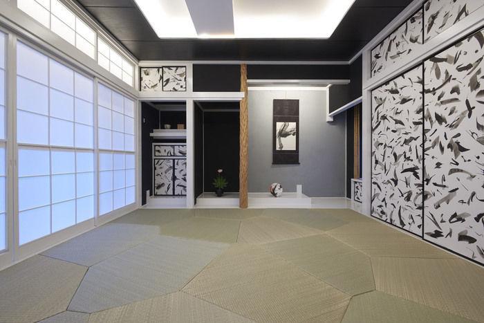 ロックヒルズガーデンの和室の内装