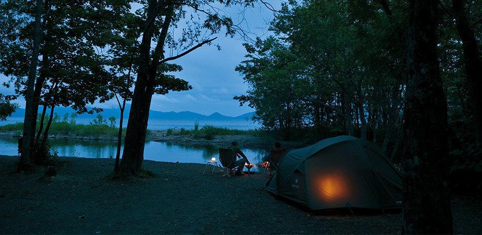 スノーピークのテントはここが違う!初心者から上級者までハマるスノピテントの魅力