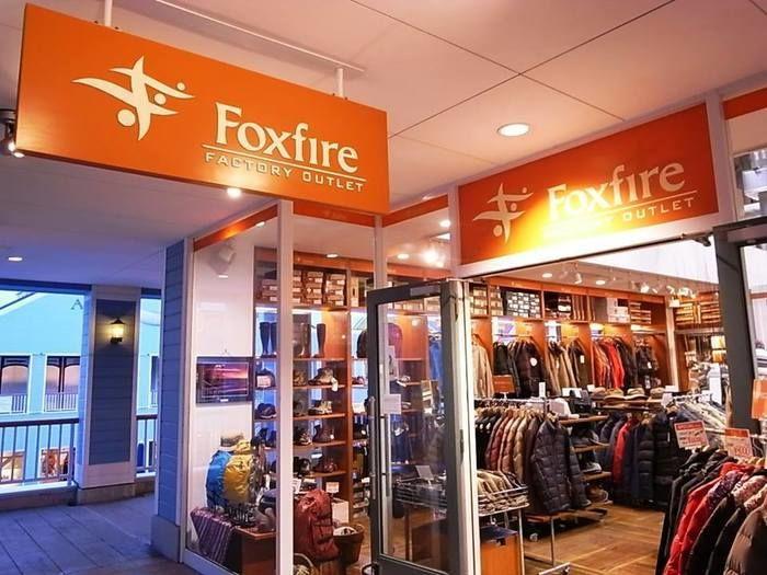 Foxfireの店舗外観