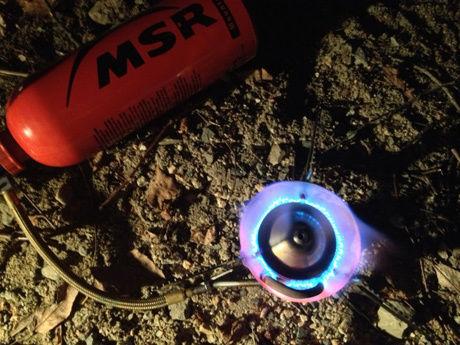 MSRの赤い携行缶