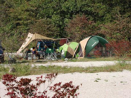 こっこランド那須FCGのキャンプサイト
