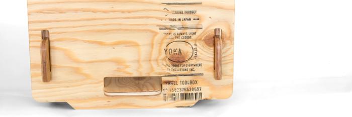 YOKAのツールボックス側面