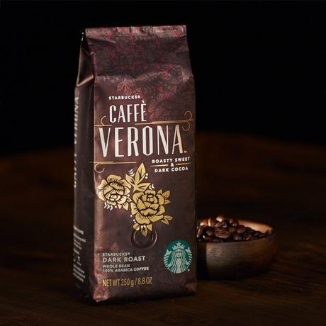 スターバックスのコーヒー豆、カフェ ベロナ®