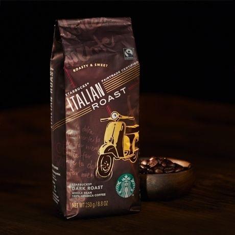 スターバックスのコーヒー豆、フェアトレードイタリアンロースト