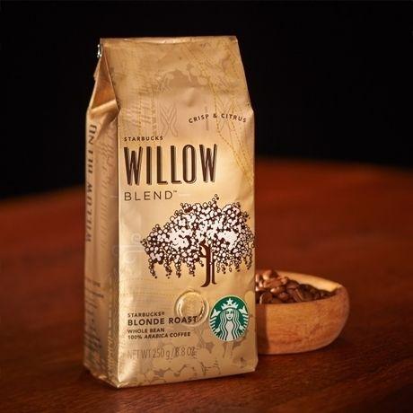 スターバックスのコーヒー豆、スターバックスウィローブレンド®
