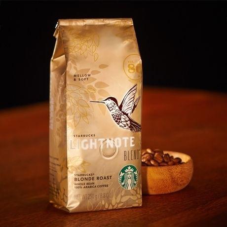 スターバックスのコーヒー豆、スターバックス ライトノート ブレンド®