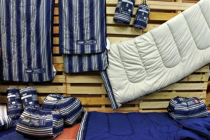 コールマンの2017年の新商品の寝袋
