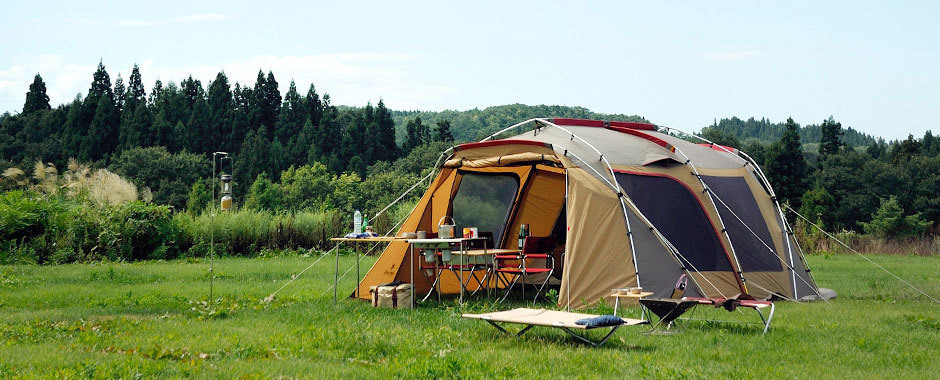 ランドロックが人気の理由を徹底解析!他のテントと比較して分かる魅力は?