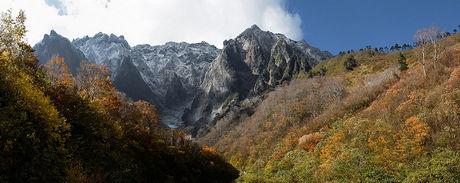 (関東/群馬県)谷川岳・天神平の紅葉