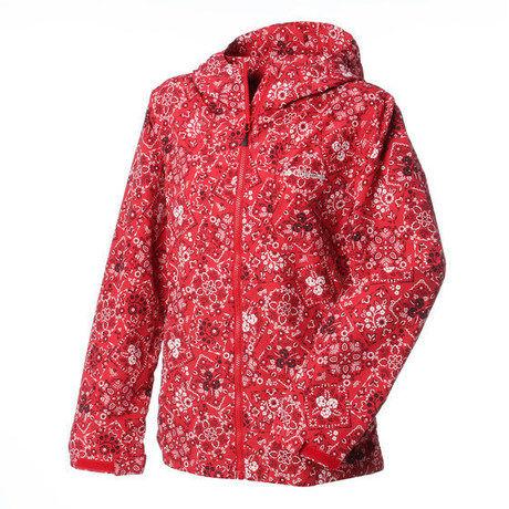 コロンビアのヘイゼンウィメンズパターンドジャケット